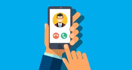 An Image Representing The Phone Screening.